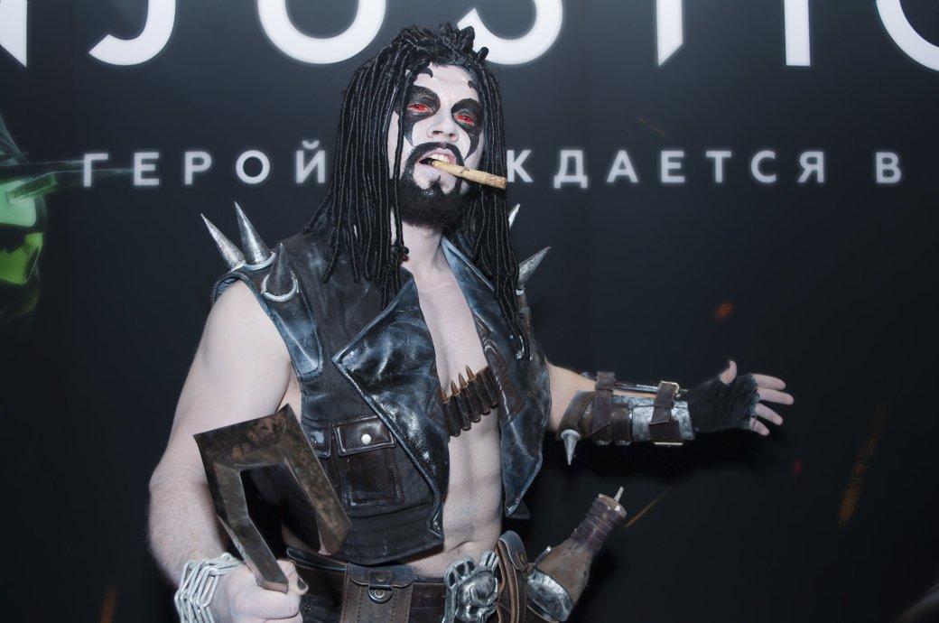 Фотоотчет с«ИгроМира» иComic Con Russia 2016. День2 | Канобу - Изображение 5