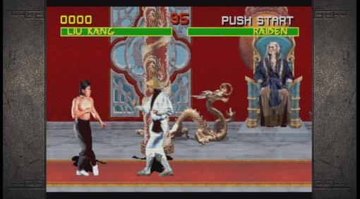 Mortal Kombat Arcade Kollection - уже в продаже! | Канобу - Изображение 3