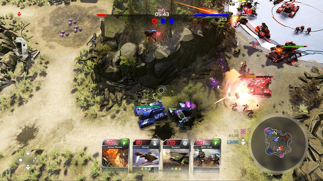 4 часа с Halo Wars 2   Канобу - Изображение 9