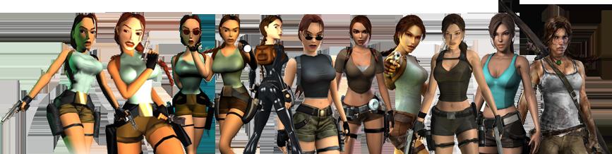 Lara Croft. Хочу все знать! | Канобу - Изображение 887