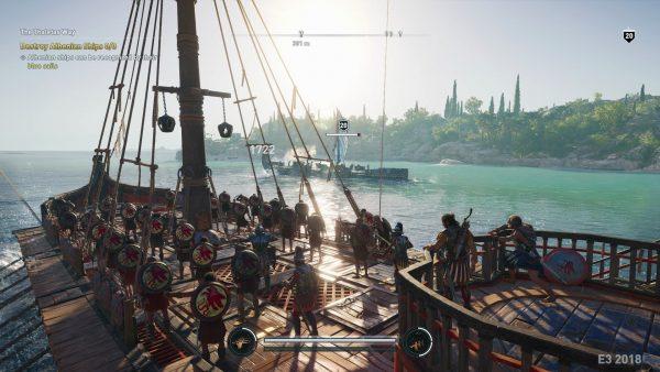 Утечки неостановить! ВСети появились первые скриншоты Assassin's Creed Odyssey | Канобу - Изображение 10687