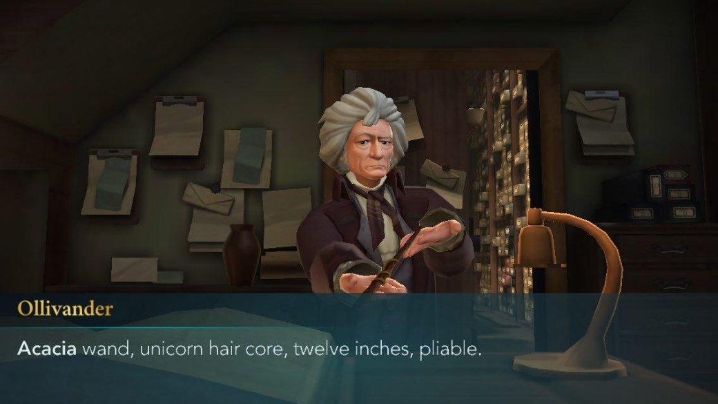 Harry Potter: Hogwarts Mystery — дневник первокурсника . - Изображение 5
