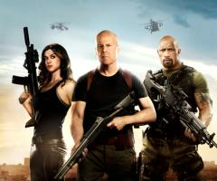 G.I. Joe: Бросок кобры 2, Белоснежка и еще восемь фильмов недели