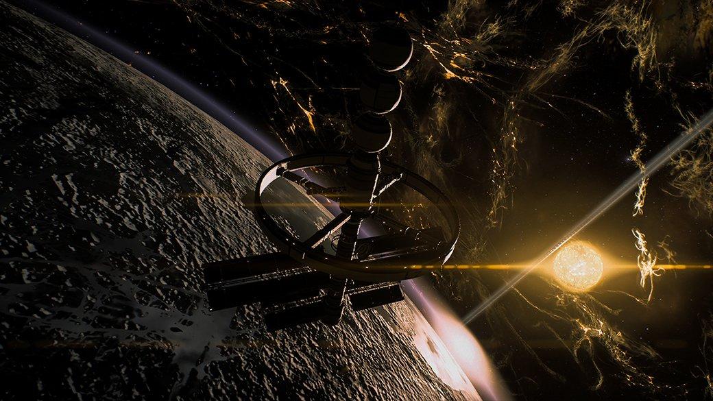 Потрясающий космос Mass Effect: Andromeda | Канобу - Изображение 5