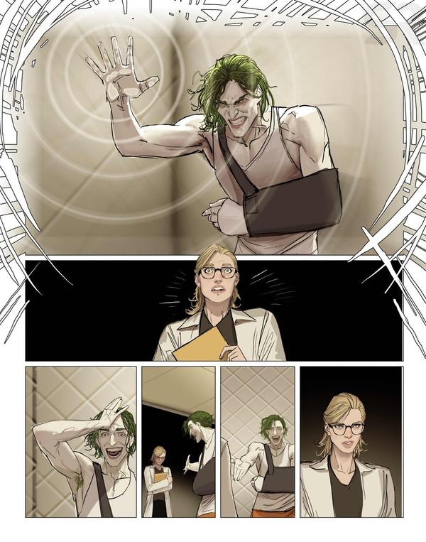 Вновом комиксе Харли Квинн попробует излечить Готэм отбезумия | Канобу - Изображение 13916