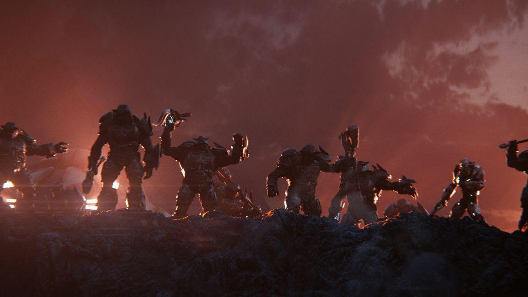Как Halo Wars 2 возродит RTS – интервью с разработчиками | Канобу